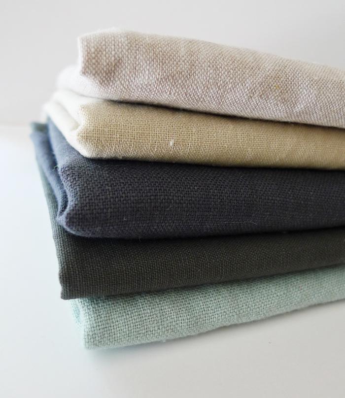 Beautiful Linen Fabrics - Cotton & Flax