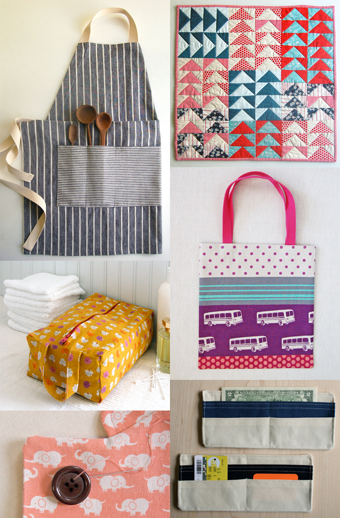 Purl Bee DIY Projects - Blog - Cotton & Flax