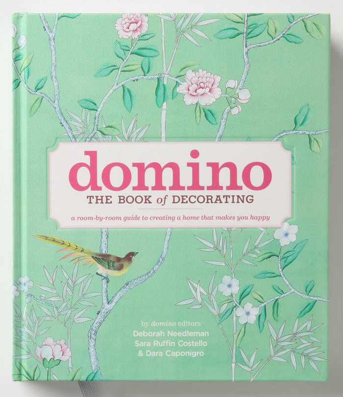 Domino - The Book of Decorating - Best Interior Design Books - Cotton & Flax