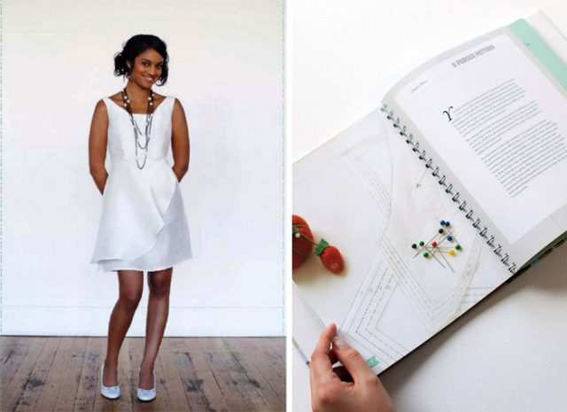 Colette Sewing Handbook - Learn to Sew Clothing