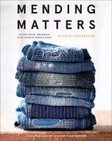 Mending Matters - Simple mending book