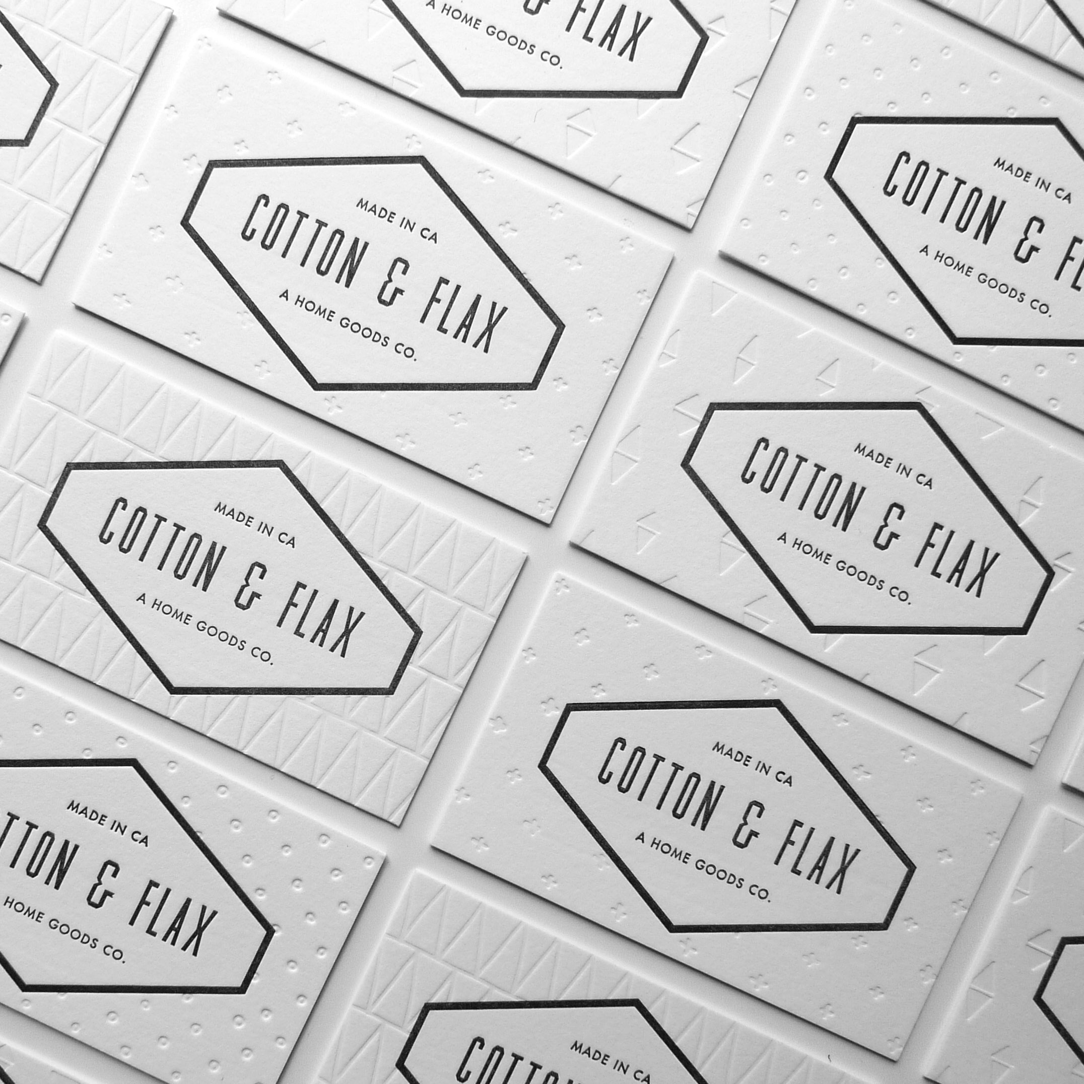 Cotton & Flax business cards – Blog - Cotton & Flax