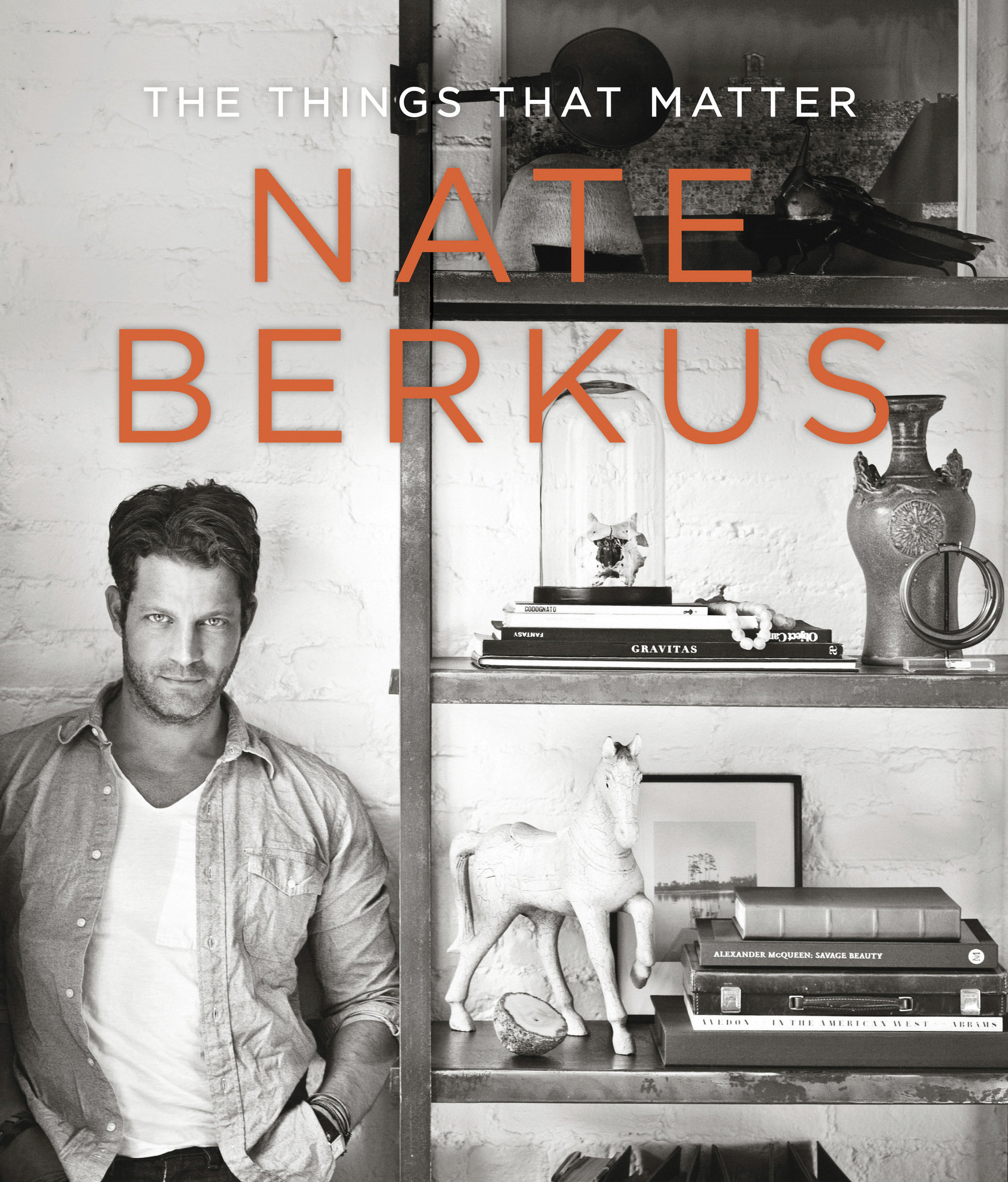 Nate Berkus - The Things That Matter - Best Interior Design Books - Cotton & Flax