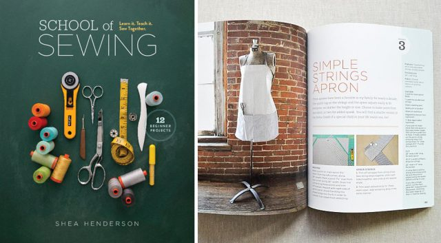 School of Sewing - Learn to Sew