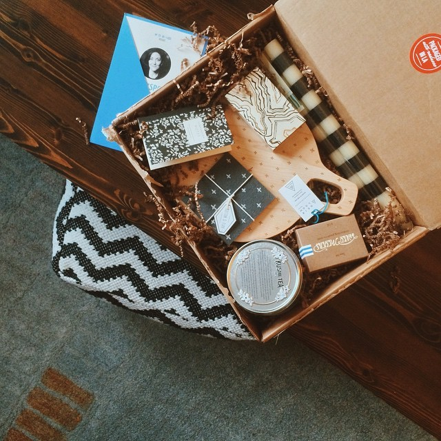 Cotton & Flax for Quarterly subscription box