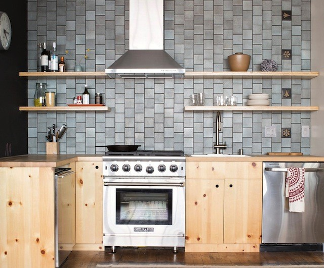 "Tile Kitchen from ""Tile Makes the Room"""