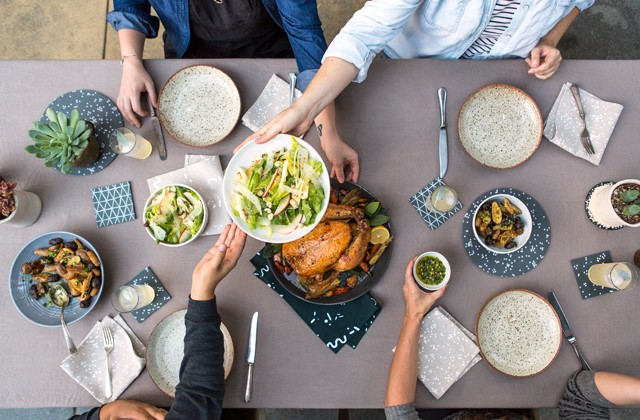 Tips for the perfect friendsgiving