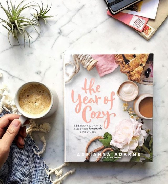 The Year of Cozy - best home decor book of 2015
