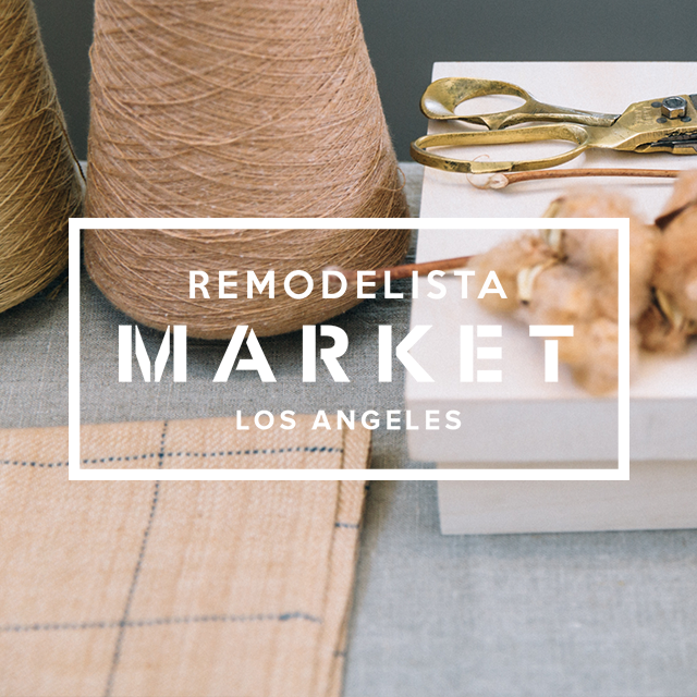 remodelista market in LA
