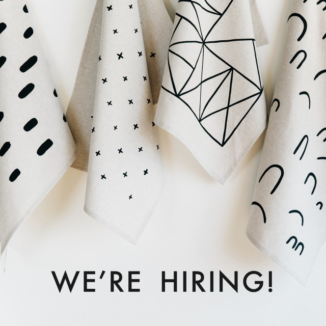 Cotton & Flax is hiring