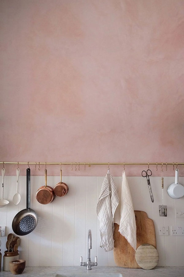 Modern blush interiors - Blogs We Love