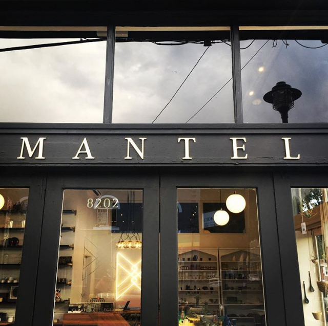 Mantel - retail shop in Portland