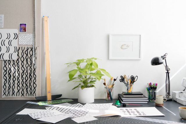Studio work - Cotton & Flax
