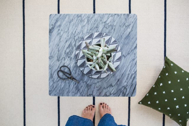 How to use a trivet - Cotton & Flax