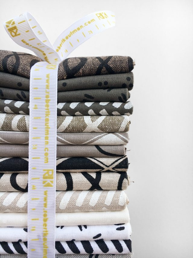 Arroyo from Cotton & Flax - Fat Quarter Fabric Stack