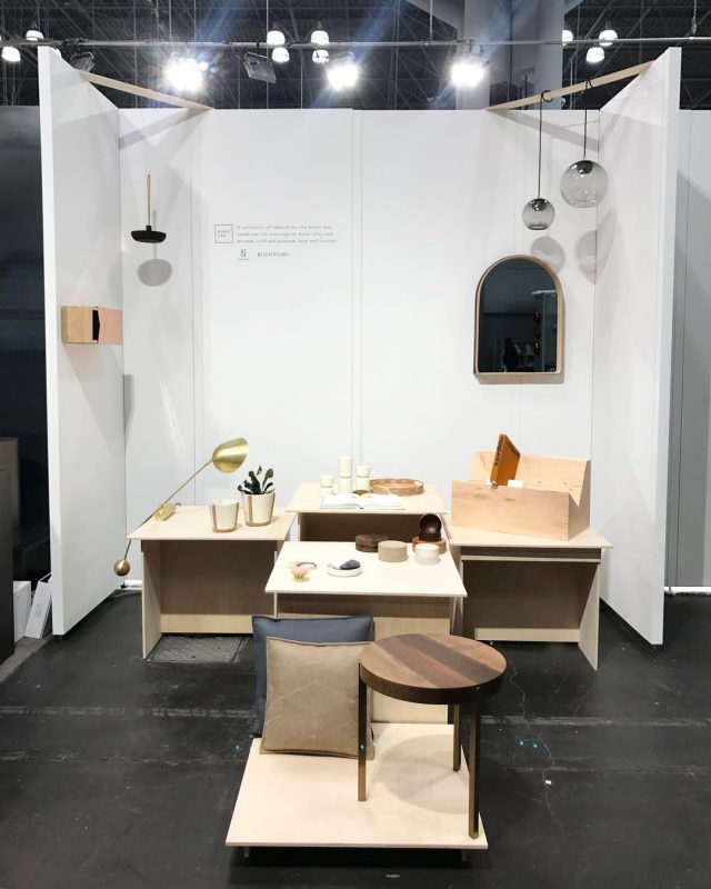 Make Use - Join Design's curated exhibition at ICFF 2017