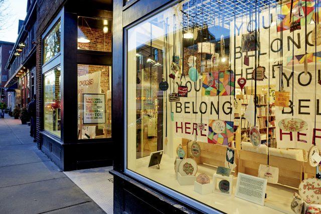Gather Here - Fabric store in Cambridge, MA