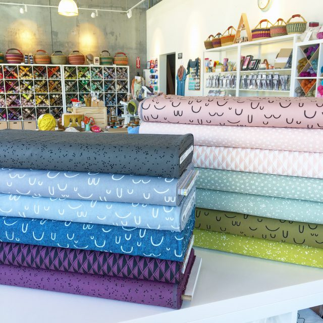 The Black Squirrel - Fabric store in Berkeley, CA