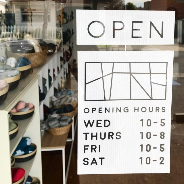 Fibresmith fabric store hours
