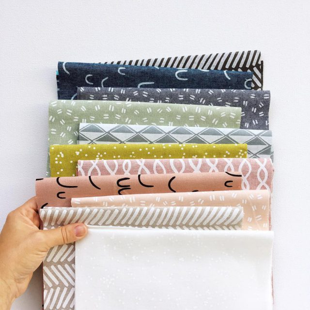 Arroyo Fabric from Erin Dollar