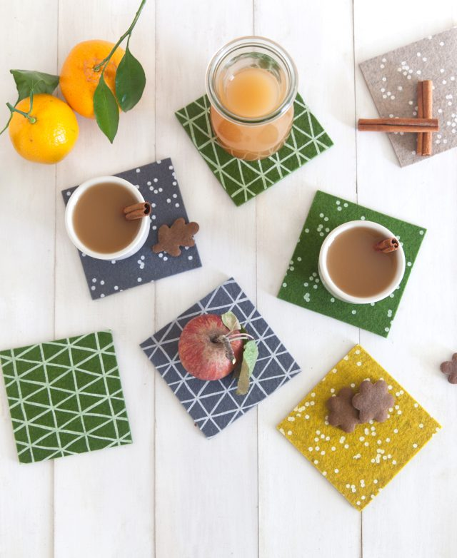 Cotton & Flax coasters on sale!