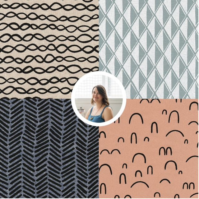 Fabric designer of note: Erin Dollar