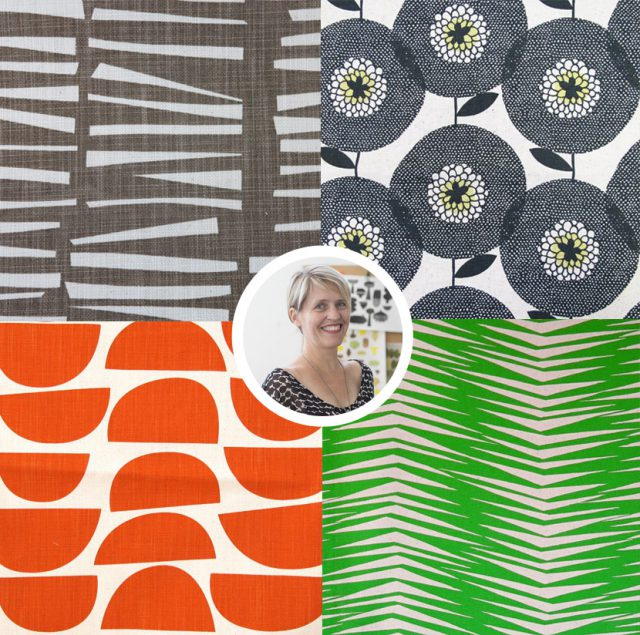 Heather Moore - Fabric Designer