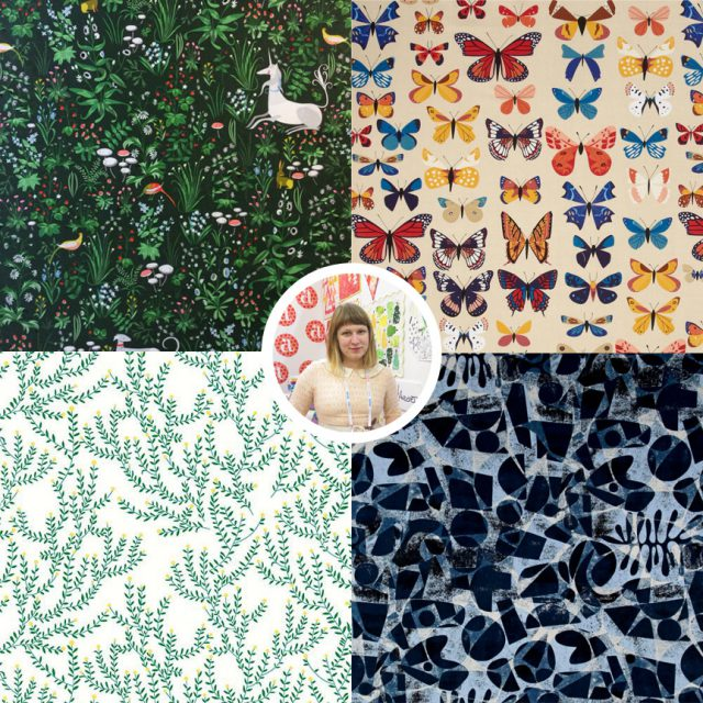 Fabric designer to know: Lizzy House