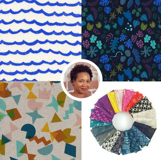 Notable fabric designer: Rashida Coleman Hale