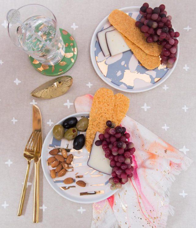 Cute modern table goods for entertaining