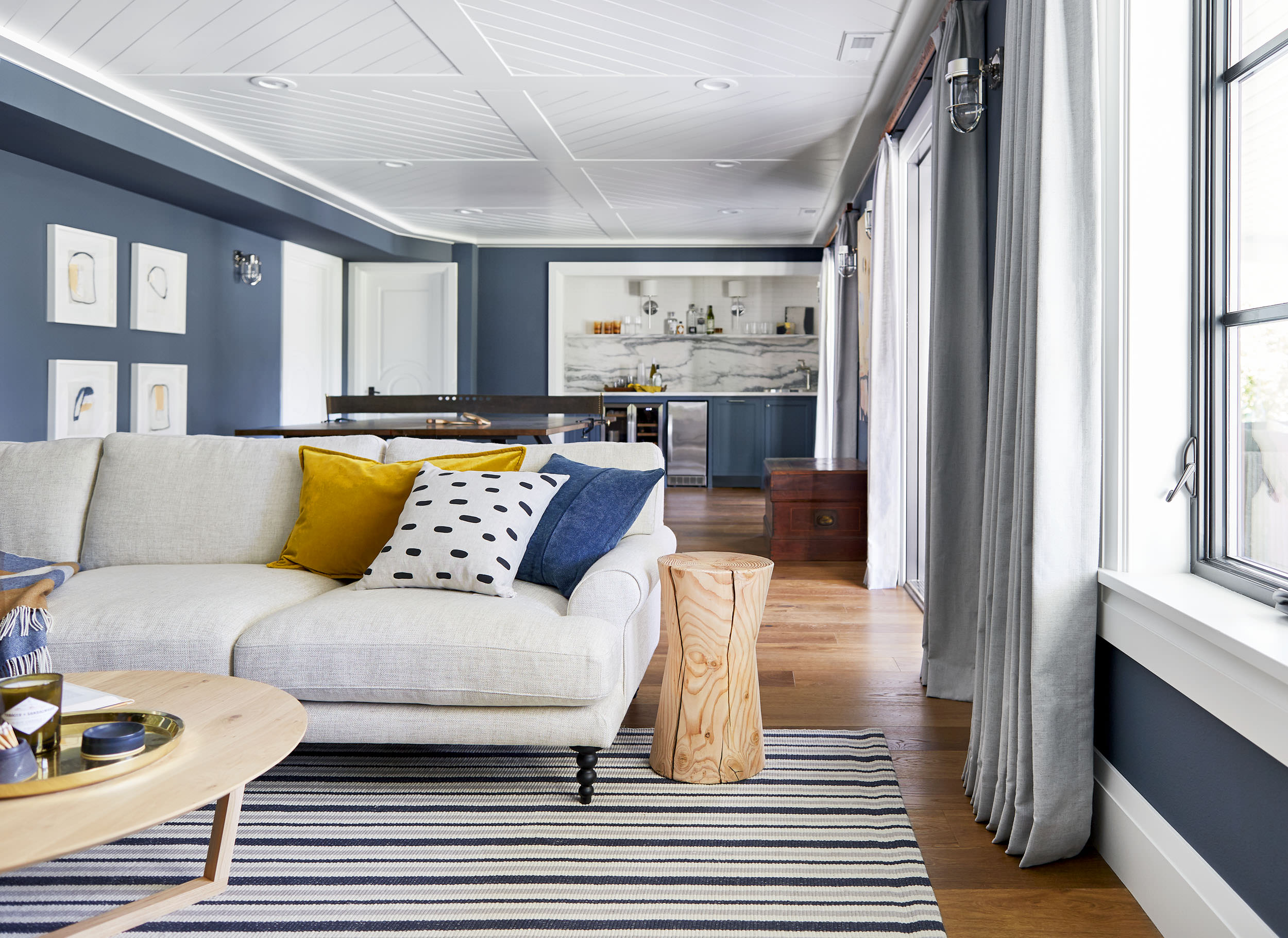 Interior Design Inspiration from Emily Henderson - Traditional Modern Home in Portland