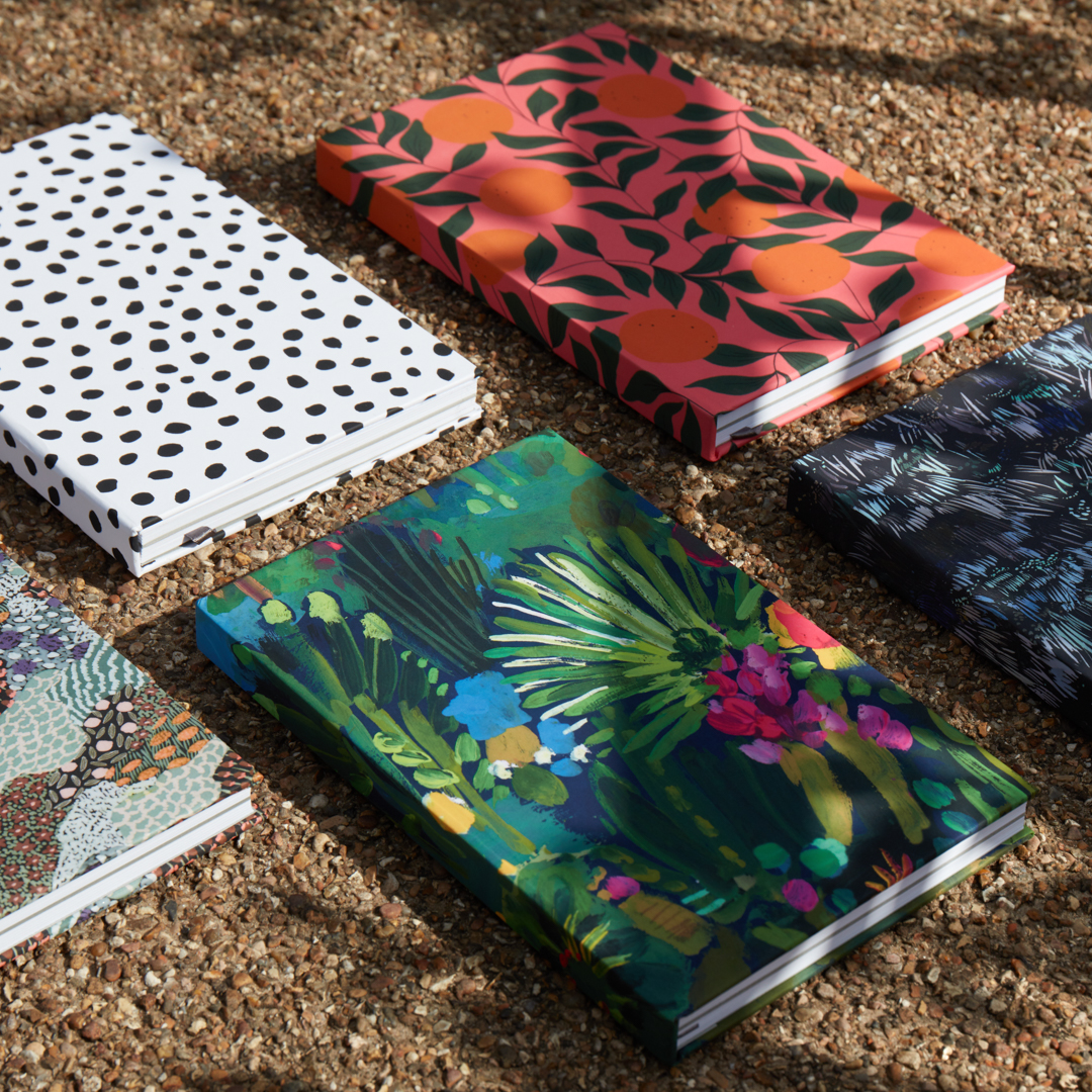 Patterned Notebooks for MOO